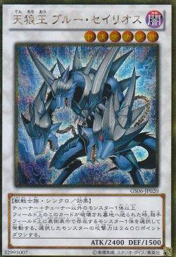 画像3: 天狼王 ブルー・セイリオス