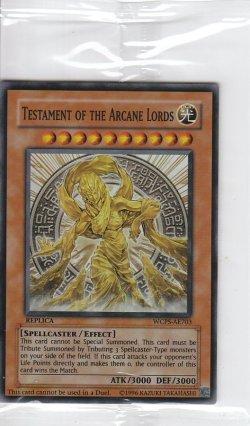 画像1: TESTAMENT OF THE ARCANE LORDS